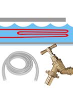 Autofill - automatic chamber water filling