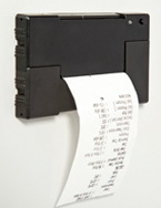 Integral Data Printer
