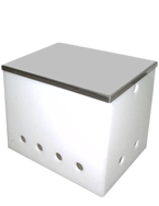 Morrison Discard Container (180x200x260mm)
