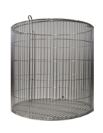 Stainless Steel basket (400x400mm or 400x220mm)