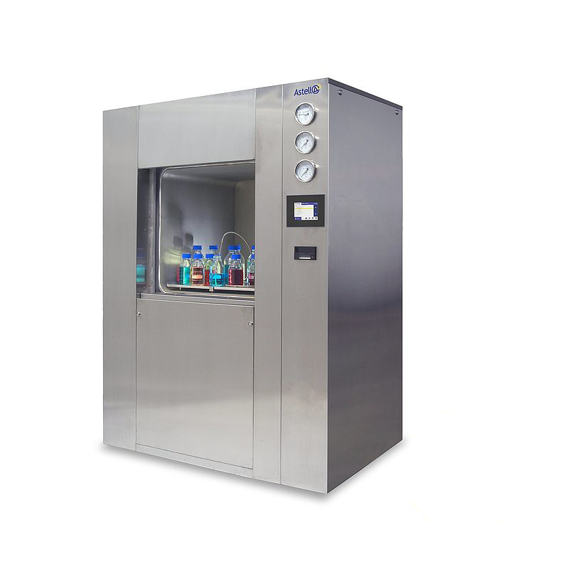 THE ASTELL 109, 249, 430 LITER SQUARE AUTOCLAVE RANGE