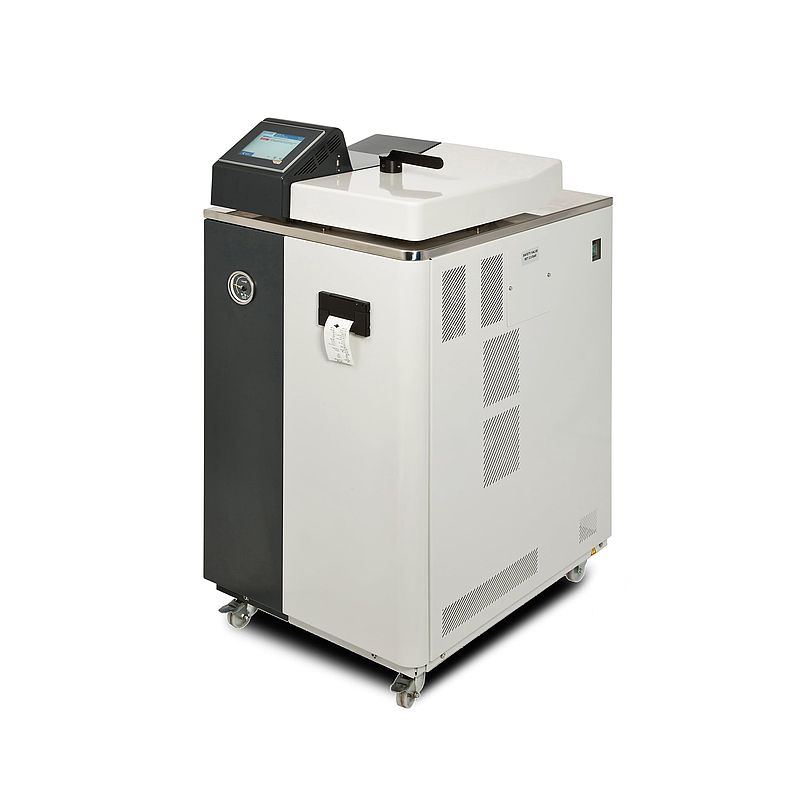 THE ASTELL 63 LITER TOP LOADING COMPACT AUTOCLAVE RANGE