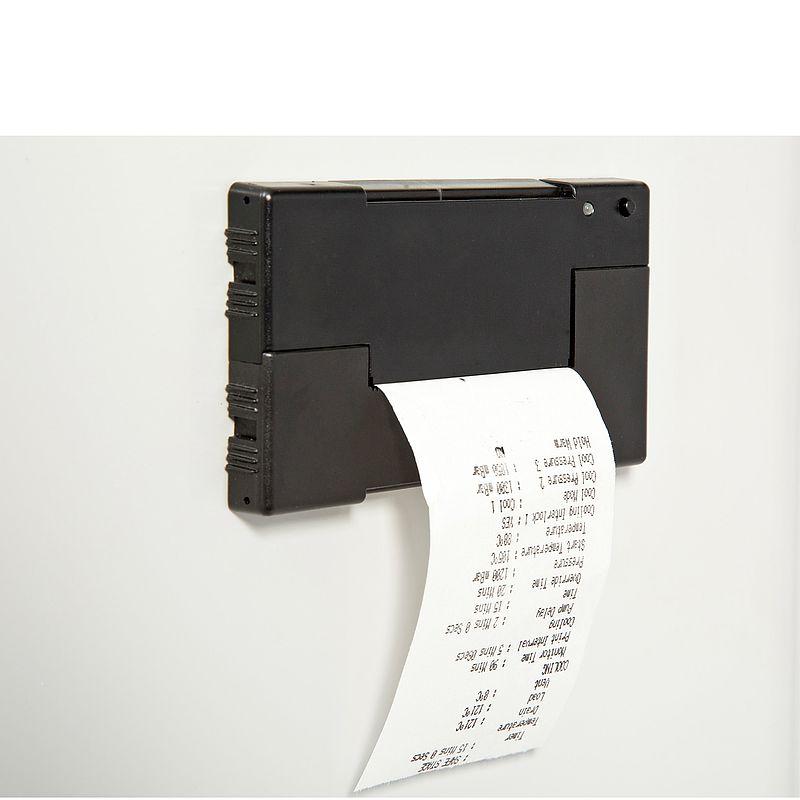 Data printer (optional)