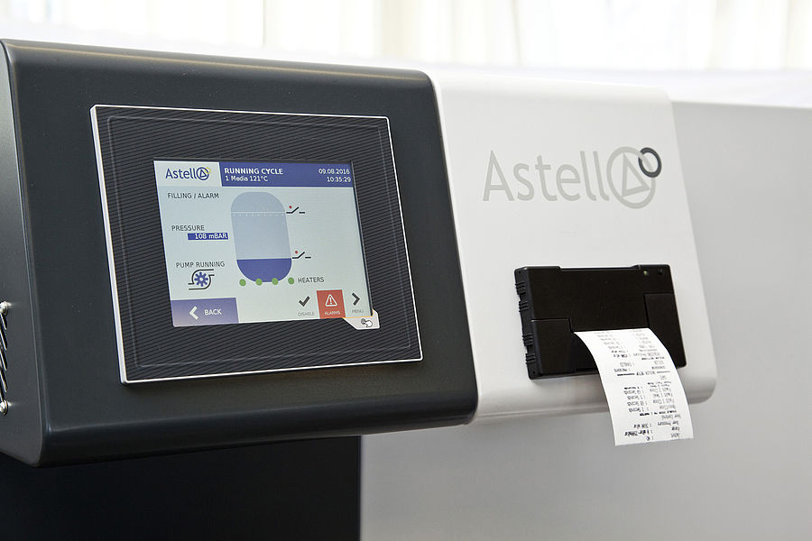 ASTELL TOUCHSCREEN CONTROLLER