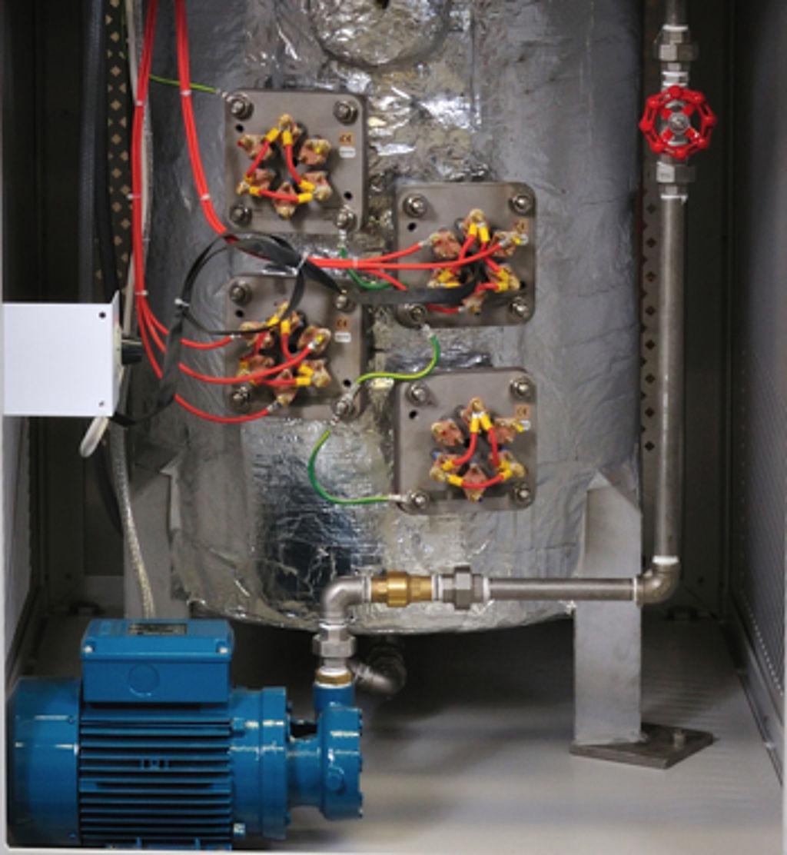 Autoclave steam generator benefits